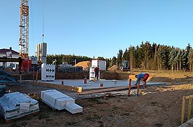 wilsdruff-hausbau Neubau eines Einfamilienhauses