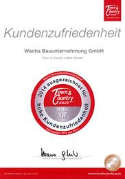 Hausausstellung.de Kundenzufriedenheit 2014