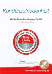 Kundenzufriedenheit 2011