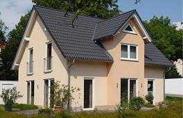 Musterhaus in Roßwein - die kleine Hausausstellung