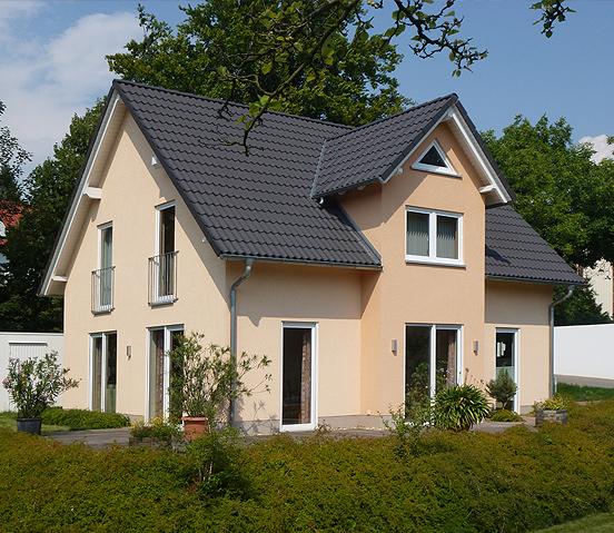 Hausbau Musterhaus Roßwein