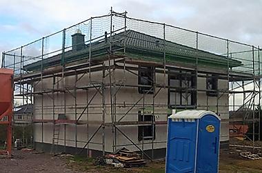 Baustellenbesichtigung Nossen 2019 - Bauherr werden