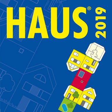 Messe Haus in Dresden März 2019