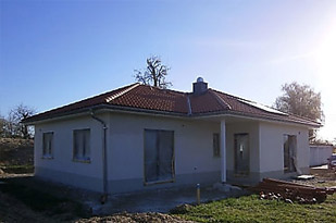 Hausausstellung - Hausbau in Dresden - Der Bungalow