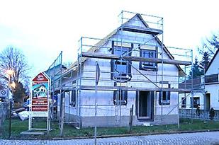 Baustellenbesichtigung - Hausbau in Dresden - Der Bauherr von morgen