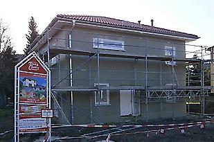 Baustellenbesichtigung - Hausbau in Wilsdruff - Town & Country