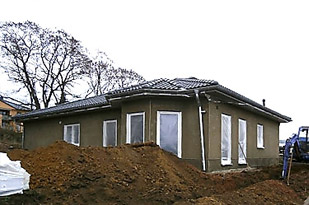 Baustellenbesichtigung in Zschackwitz