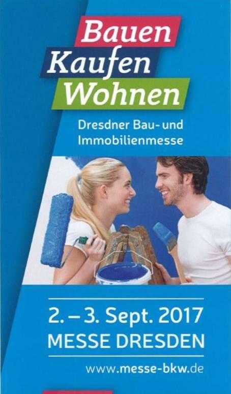 Die Dresdner Bau- und Immobilienmesse zeigt Angebote rund um Haus und Wohnung.