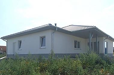 Hausbesichtigung in Nossen - Musterhaus für Hausbau