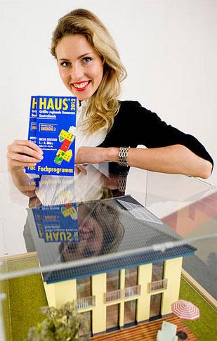 26. Baumesse HAUS® in Dresden für Deutschland