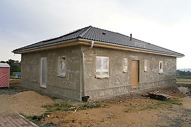 Baustellenbesichtigung 2016 - Hausbau in Nossen - Town & Country